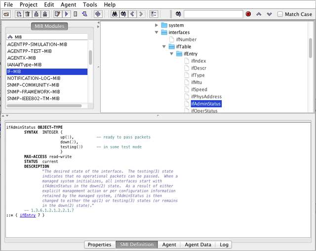 AgenPro Screenshot Main Window